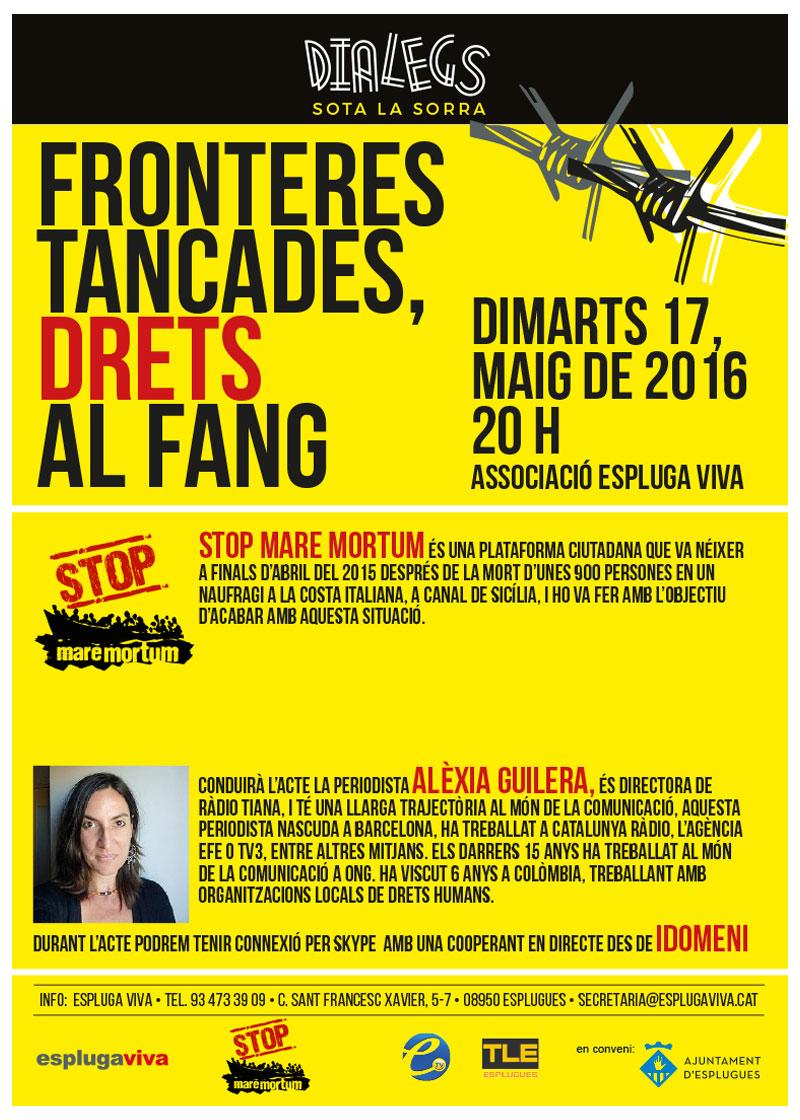 DIALEGS 2016_maig_fronteres-tancades