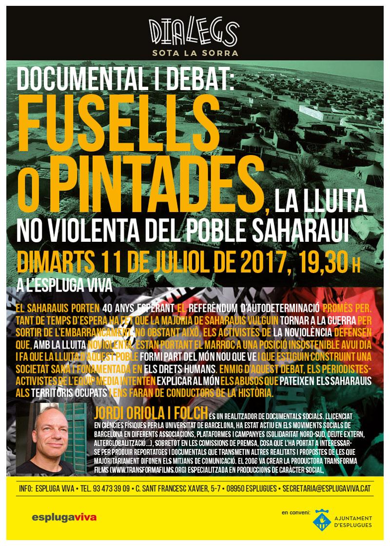 DIALEGS 2017_juliol_Fusells-o-pintades-Saharauis