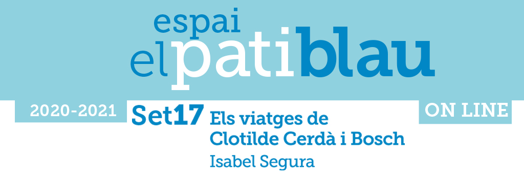 PATI BLAU 2020-2021 /SETEMBRE / ONLINE
