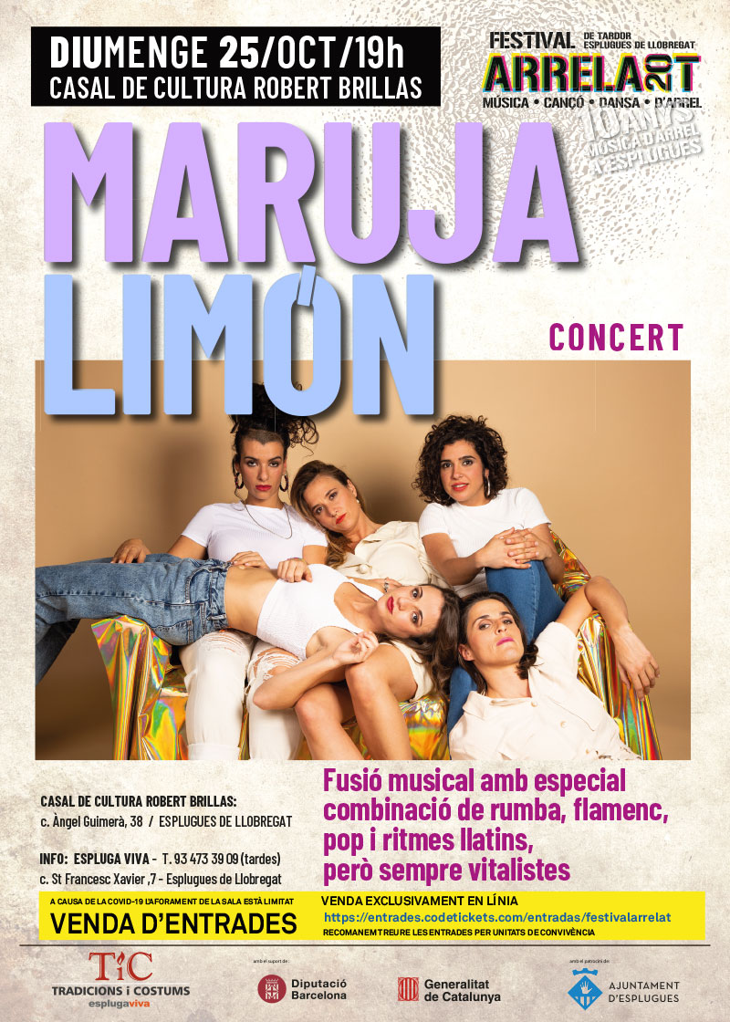 cartell_MARUJA-LIMON_arrelat2020