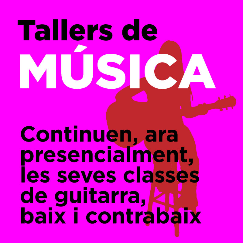 TALLERS-MUSICA
