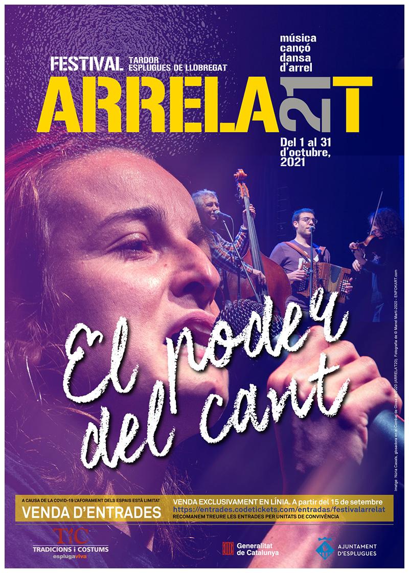 FESTIVAL ARRELA'T 2021_cartell