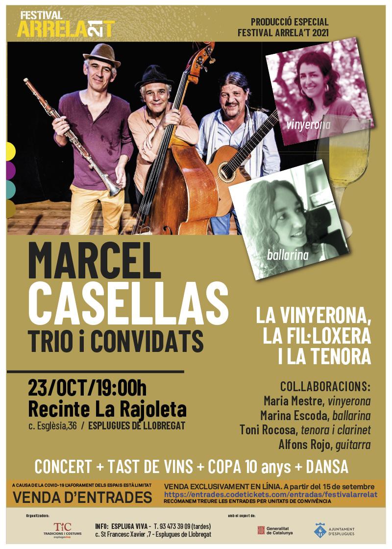 FESTIVAL ARRELA'T 21_cartell_MARCELCASELLAS