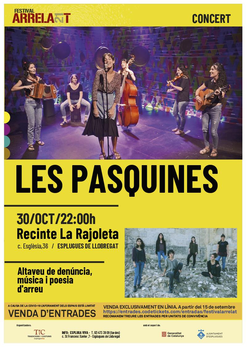 FESTIVAL ARRELA'T 21_cartell_PASQUINES