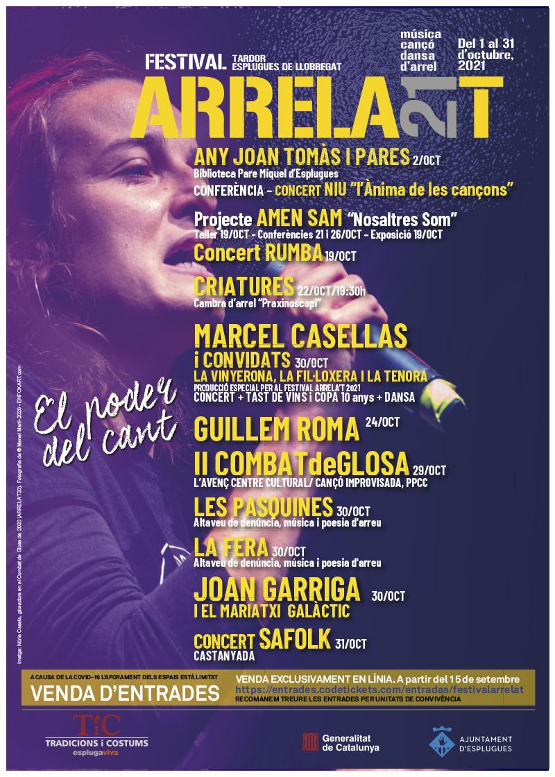 ARRELAT21_programa-cartell