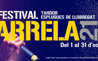 FESTIVAL ARRELA'T 2021 – ESPLUGUES DE LLOBREGAT >>>